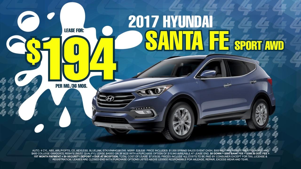 Route 4 Hyundai Of Paramus Price Downpour