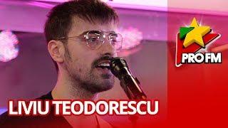 Liviu Teodorescu - Sa nu-mi iei niciodata dragostea (Cover Holograf) ProFM LIVE Session