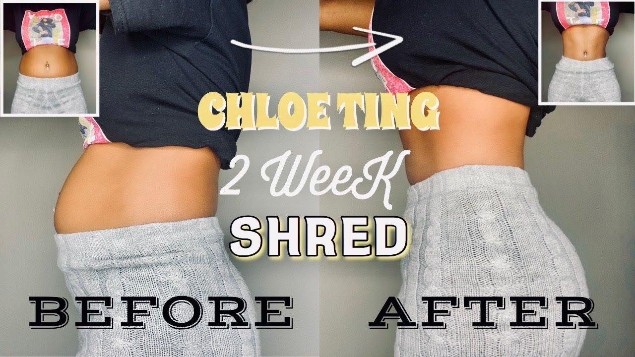 ABS IN 2 WEEKS ?! I tried Chloe Ting's 2 Week Shred ...