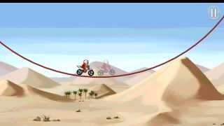Bike Race - Dunes 2 All Levels - Acro Expert Guide