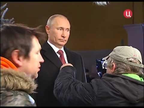 Тайны новогоднего обращения Путина. Специальный репортаж - Видео приколы ржачные до слез