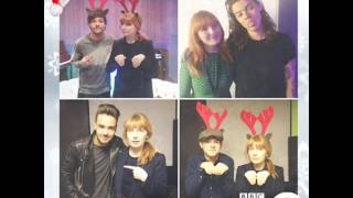 1D on Radio 1 for Christmas Day