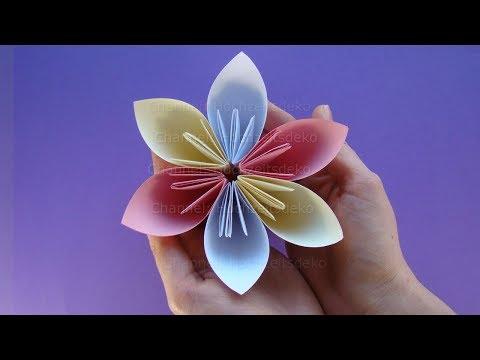 Osterdeko selber machen: Blumen basteln für Ostern & Hochzeit mit Papier. Bastelideen. 🌸