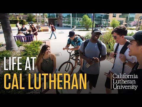 Life at Cal Lutheran