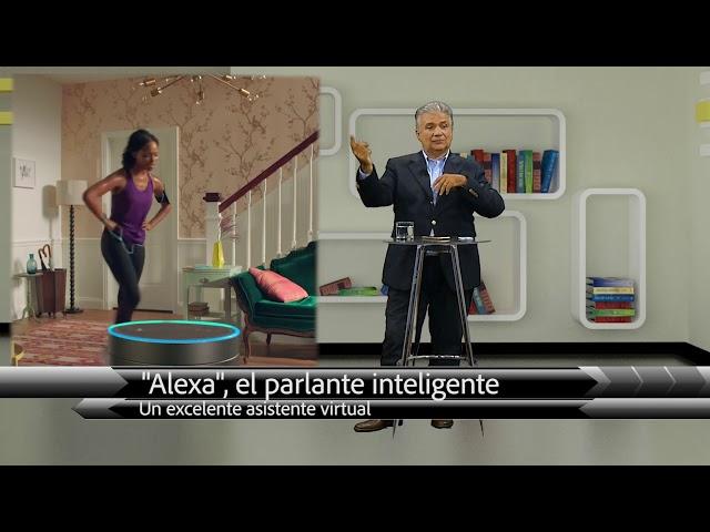 Pura Tecnología - Alexa, el parlante inteligente de Amazon