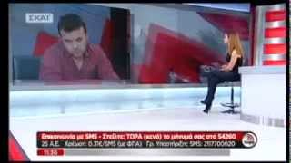 Tvshow.gr Ο Λαέρτης Βασιλείου αποχώρηση από την εκπομπή