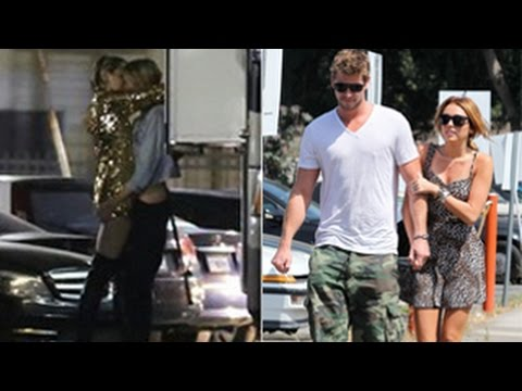 miley cyrus and stella maxwell relationship