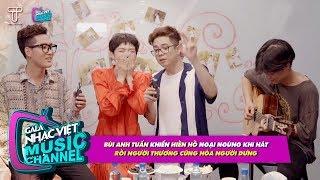 Bùi Anh Tuấn khiến Hiền Hồ ngại ngùng khi hát Rồi Người Thương Cũng Hóa Người Dưng | Gala Nhạc Việt