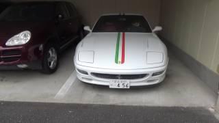 フェラーリ456 動画1