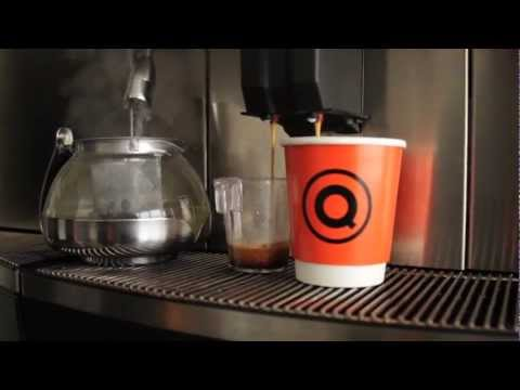 Vision Xpress: Espresso excellence from a fully automatic machine