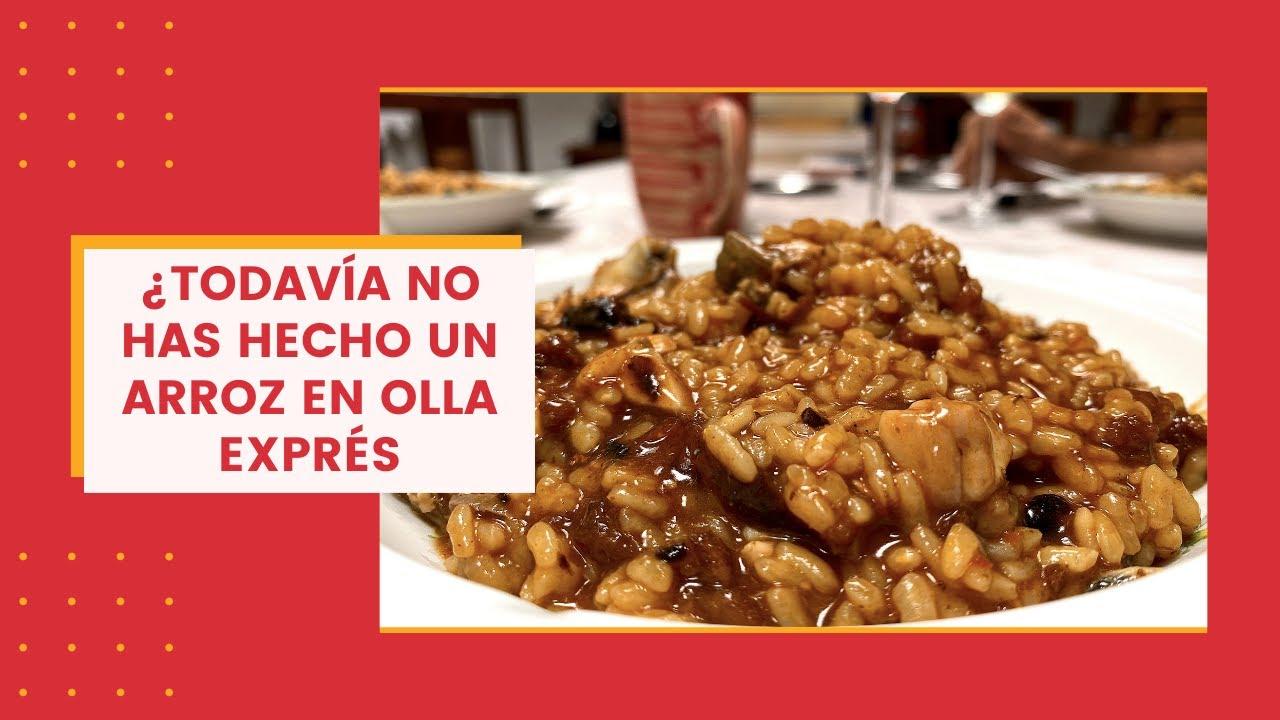 Download ¿Sabes hacer arroz en olla exprés? 3 claves