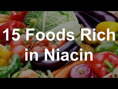 15 Foods Rich in Niacin (Vitamin B3) - Foods With Niacin
