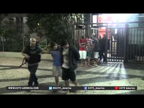 Criminal gangs in Brazil targeting wealthy Chinese