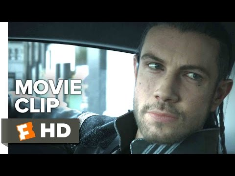 Kingsglaive: Final Fantasy XV Movie CLIP - Get In (2016) - Aaron Paul Movie