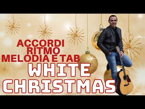White Christmas - Guitar - Chords -Tab