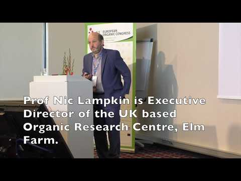 Prof. Nic Lampkin: Organic is more than regulations