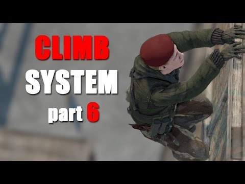 Unity Tutorial Climb System Part 6 Hanging & More Utilities