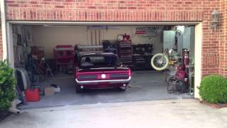 Thugs Cruising a Boosted 65 Mustang - Thumping Stereo System