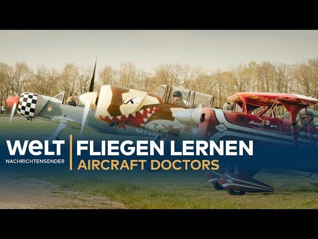 Aircraft Doctors - Fliegen will gelernt sein (Teil 4)
