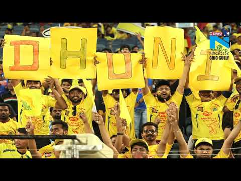 IPL 2018: Fan Touches Dhoni's Feet During CSK's Win Over RR