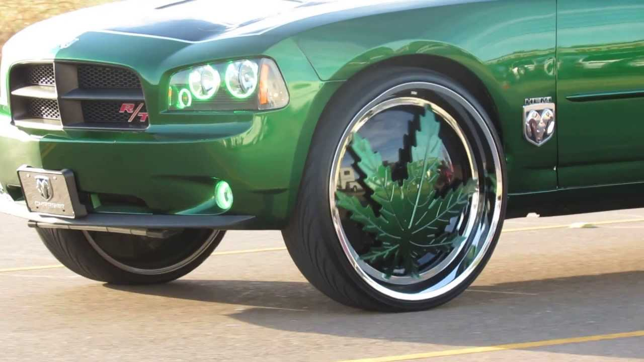 Hotcarstv Southern Heritage Classic Car Show Marijuana Floaters