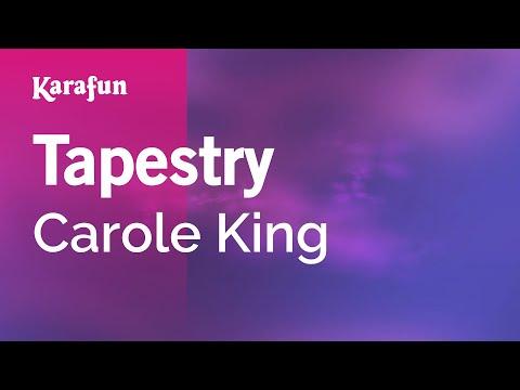 Karaoke Tapestry - Carole King *