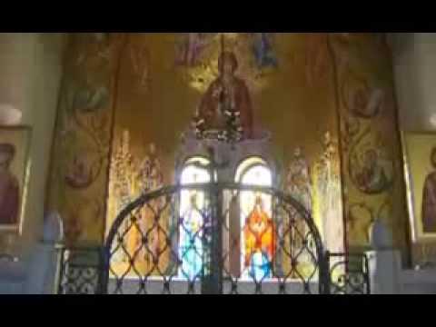 Η Αγία Λυδία βαπτίζεται από τον Απόστολο Παύλο