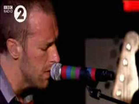 Coldplay --The Hardest Part