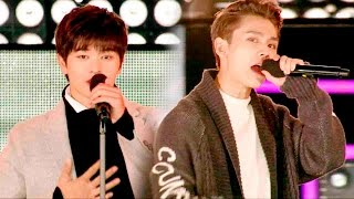 《Healing Song》 비투비(BTOB) - 집으로 가는 길(Way Back Home) @인기가요 Inkigayo 20151101