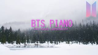 1 Hour Best Of BTS Piano Cover Mic Drop... Music for Studying and Sleeping Piano VGK