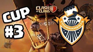 PekkaBoBat für 3 Sterne | Amazon Tournaments Cup #3 Highlights | Clash of Clans