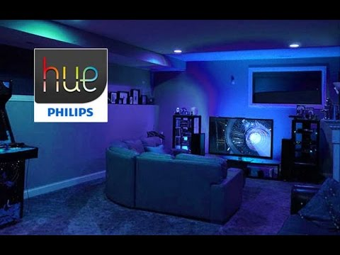 Philips Hue Unboxing Review Y Setup Youtube