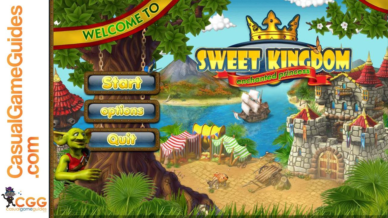 Sweet Kingdom
