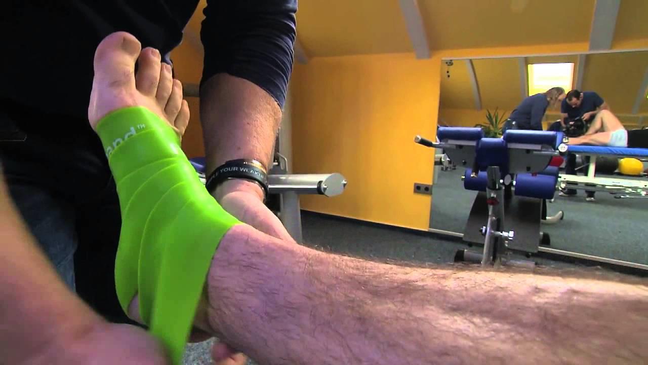 Sven Kruse flossing posttraumatisch nach dem easyflossing konzept sven