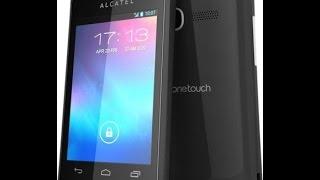 alcatel one touch 4007x pixi hard reset