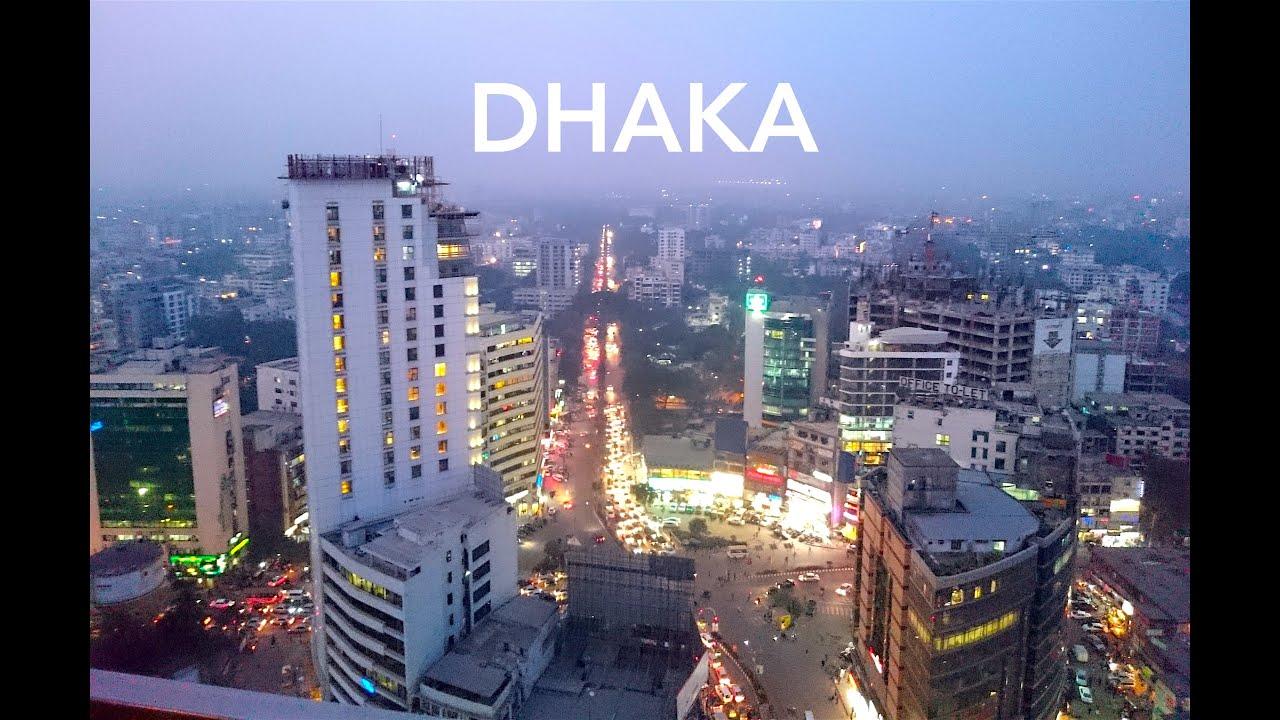 Beautiful Time Lapse Video Of Dhaka In 4K Ultra Hd - Youtube-8556
