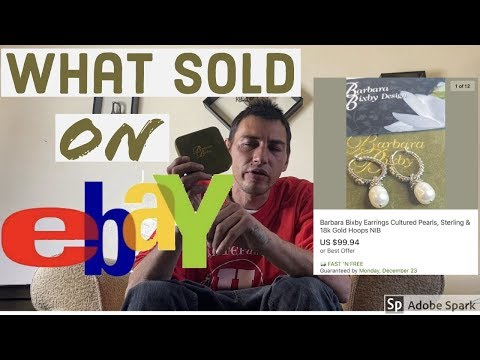 what-sold-on-ebay-selling-abandoned-storage-unit-items!