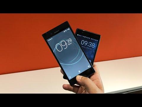 LIVE: Nokia 3 a Xperia XZ Premium