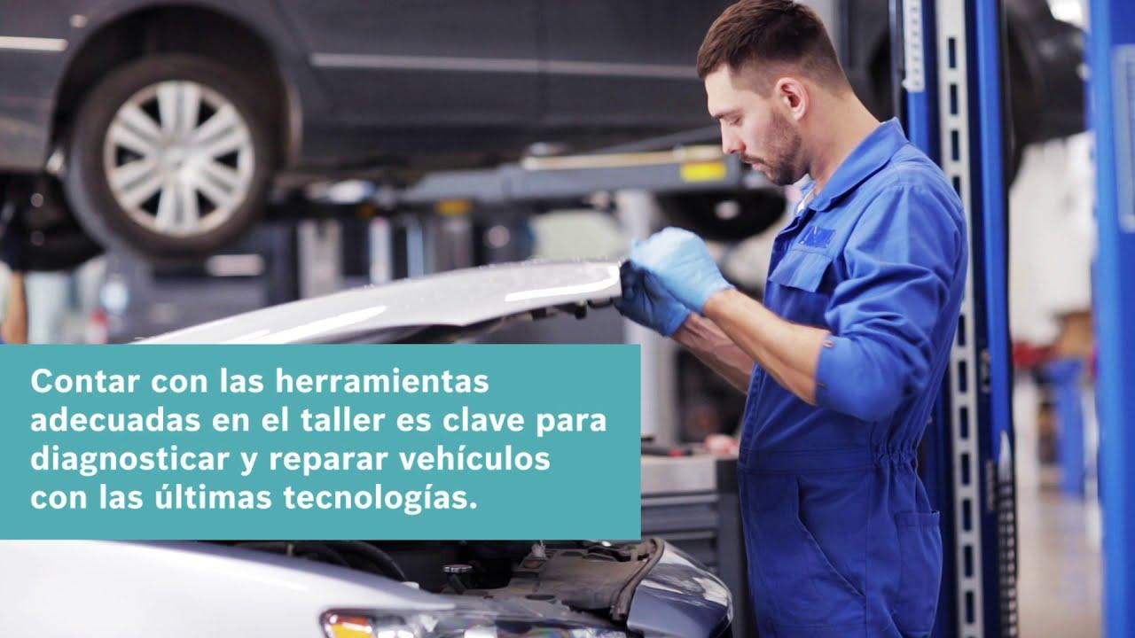 ESI[tronic] 2.0 y KTS: La solución que necesita tu taller | Bosch Automóvil.