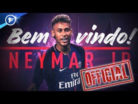 C'est officiel, Neymar signe au PSG | Revue de presse