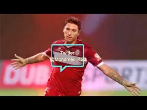 جميع أهداف سبستيان تيجالي -  دوري الخليج العربي الاماراتي - موسم 2015/2016