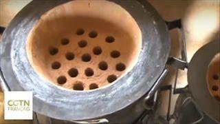 Une Nigériane crée des fours plus écologiques