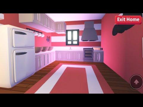 Kitchen Ideas Roblox Adopt Me