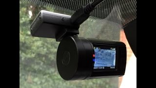 Jaguar XF Dashcam Installation Demo