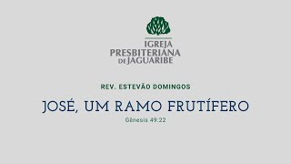 José, um ramo frutífero | Gn 49.22 | Rev. Estevão Domingos (IPJaguaribe)