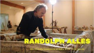 Randolph Algera, multitalent, organisator Salon 2018