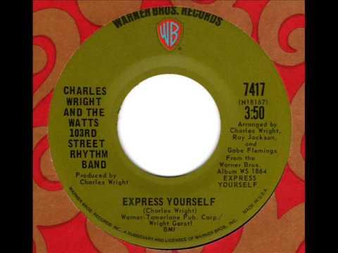 CHARLES WRIGHT & the WATTS 103rd STREET RHYTHM...