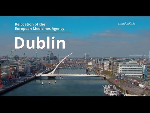 Relocation of the European Medicines Agency to Dublin