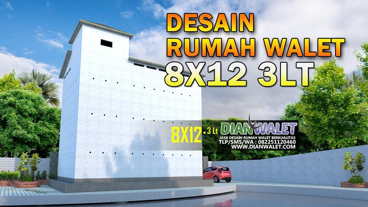 Kumpulan 48 Desain Rumah Walet 6x12 Terkeren Pack Interior
