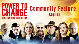 POWER TO CHANGE - Community Feature (English)